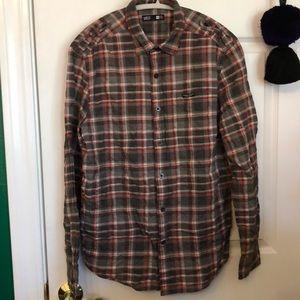 William Rast button up shirt